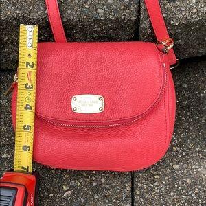 Michael Kors Bags - This week SALE Michael Kors Coral Crossbody